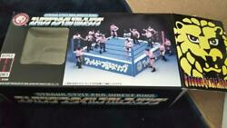 Strong Style Pro Wrestling Ring Figurine Figure Collectible Toy 1999 Japan Rare