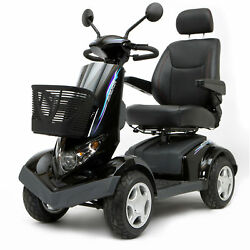 Aviator 8 Mph Mobility Scooter Suspension 8mph Travels Up To 30 Miles