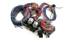 1935 - 1940 Ford Car 12 Circuit Wiring Harness Wire Kit Chevrolet New Fast Ship