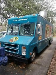 Chevy P30 Used Turnkey Food Truck for Sale in Louisiana!!!