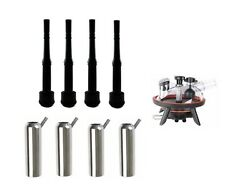 Melasty Rubber Inflation 12 Long/stainless Steel Shell/milking Claw 240cc Combo