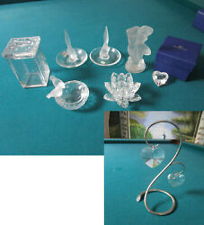 Crystal Figurines And Lalique France Original Pick1