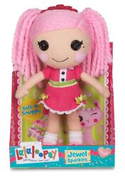 Lalaloopsy Super Silly Party Crochet Jewel Sparkles Doll Brand New