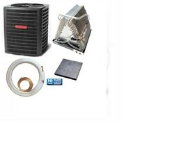 Goodman GSX13 13 SEER Air Conditioning Packages a-coil lineset pad Many sizes