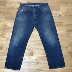 Leviand039s 501xx Jeans Size W31 50and039s Vintage Rare From Japan