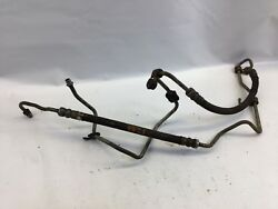 10 11 12 13 Cadillac Cts 3.0l Awd At Transmission Coolant Hose Line Pipe Oem S