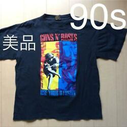 Guns Nand039 Roses 1992 Vintage T-shirt Size Xl Brockum Made In Usa Rare From Japan