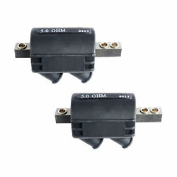 2pc New Electronic Ignition Coil Dc1-1 For Honda Gl1000 Goldwing Gl 1000 Cmhd1-1