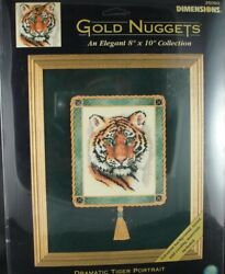 Dimensions Gold Nuggets Counted Cross Stitch Kit