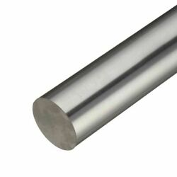 440c Stainless Steel Round Rod, 3.500 3-1/2 Inch X 24 Inches