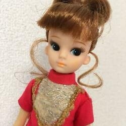 Original Licca Chan Doll Figure Japan Rare Toy Collectible Clothes Dress Set F/s