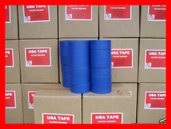 24 Rolls 2 X 60 Yrds Blue Painters Masking Tape Quick Ship