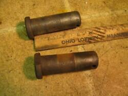 Ford 6000 Tractor Lower Lift Link Pins 3 Point Hitch