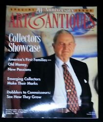 Art And Antiques Magazine - Summer 1998 Collector's Showcase
