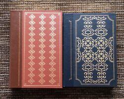 2-lot Franklin Library Gulliver's Travels Swift, The Sound And Fury Faulkner