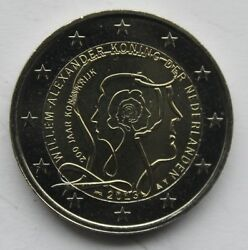 Netherlands - 2 € Commemorative Euro Coin 2013 - Kingdom Of The Netherlands 200