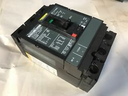 NEW Square D PowerPact HJ 150 90A Circuit Breaker HJL36090 3P 90 Amp FAST SHIP