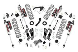 ROU- 69330V Rough Country 07-18 Jeep Wrangler 2 Door 3.5IN Arm Drop Lift Kit