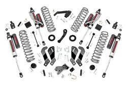 ROU- 69430V Rough Country 07-18 Jeep Wrangler 4 Door 3.5IN Arm Drop Lift Kit