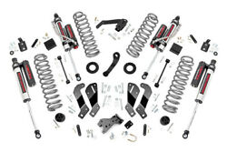 ROU- 60850V Rough Country 07-18 Jeep Wrangler 2 Door 3.5IN  Suspension Lift  Kit