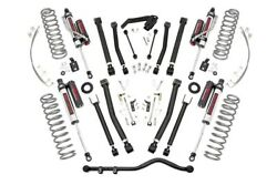 ROU- 67422V Rough Country 07-18 Jeep Wrangler 4 Door 4IN  X-Series Lift Kit