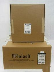 McIntosh MPC1500 MPC-1500 Pre Amplifier Amp for Audio Sound Working Used Ex++
