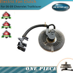 Electric Fan Clutch for 02 09 GM Rainier Trailblazer Envoy Ascender Bravada 9 7X $51.38