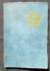 1924 The Sketch Book Yearbook- Westinghouse High School- Pittsburgh Pa