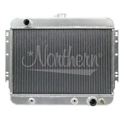 Radiator 1964-1967 Chevelle With V8 Engine 1963-1965 Bel-air With 3.8l Engine