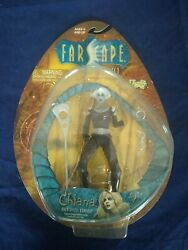 Farscape 7 Chiana Anarchistic Runaway Figure New Factory Sealed Toy Vault