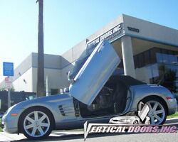 Direct Bolt On Vertical Lambo Doors Hinges Kit With Warranty Vdccrycros0408
