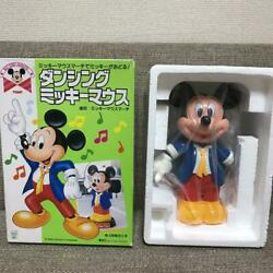 Tomy Dancing Mickey Mouse Doll Figure Unused Vintage Rare Made In Japan