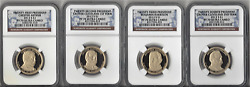 2012 S Ngc Pf70 Presidential Dollar Proof Coin Set