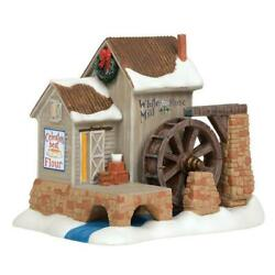 Department 56 White Rose Mill New England 6003099 New 2019 Dept Village