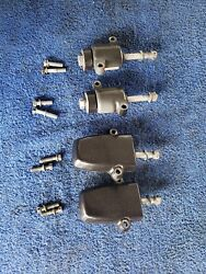 Suzuki Outboard 2008 Df40 Motor Mounts And Covers