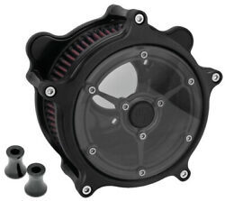 Rsd Clarity Air Cleaner Black Ops 0206-2059-smb