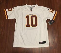 Robert Griffin Iii Washington Redskins Nike Game Jersey Youth Xl New With Tags