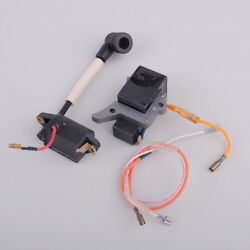 Metal Chainsaw Ignition Coil Module Fit For Shindaiwa 488 A411000460 Replacement