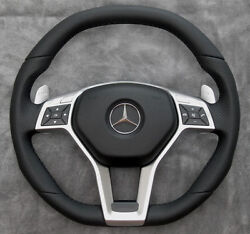Amg ◆ Mercedes-benz ◆ Steering Wheel ◆ Leather / Perforated Leather ◆ AirВag
