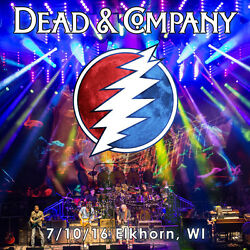 Dead And Company Cd Soundboards Alpine Valley Elkhorn Wi 7/10/16 Brand New