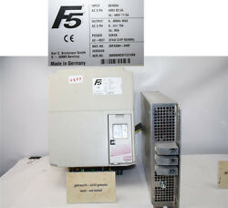 Keb Combivert F5 Frequency Converter 20f5g0h-340f