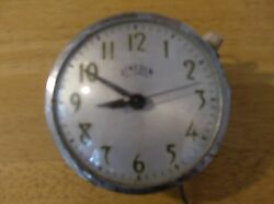 Lincoln Electric Clock Movement.. Parts Or Repair