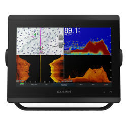 Garmin Gpsmap 8610xsv 10 Chartplotter/sounder Combo W/mapping And Sonar