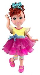 2018 Fancy Nancy My Friend Doll In Signature Outfit 18 Inches Tall New In Box