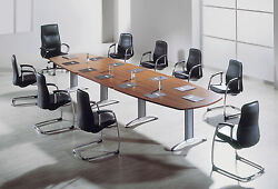 Next Day Delivery Boardroom Table Conference Meeting Table Office Table.