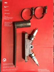 Motorcycle Parts Engine Plug Holder 14mm Rare Wrench Band Set Rare F/s Used