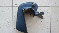 Johnson Evinrude Lightwin Outboard 3 Hp Stern Bracket Transom Clamp Assembly