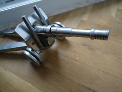 Hand Made Metal Military Howitzer Gun Toy