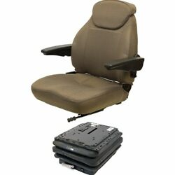 Compatible With John Deere 5e Series Km 440 Seat And Mechanical Suspension Cabs O
