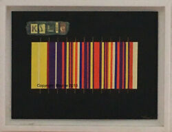 Kylie Minogue - Canand039t Get You Out Of My Head And039canvas Musicand039 Painting Original